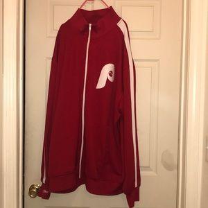 Pelle Pelle sweatjacket